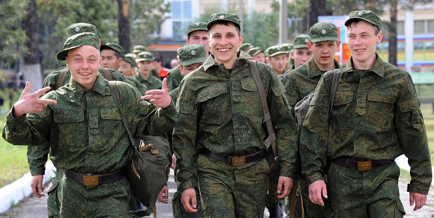 slujba v armii